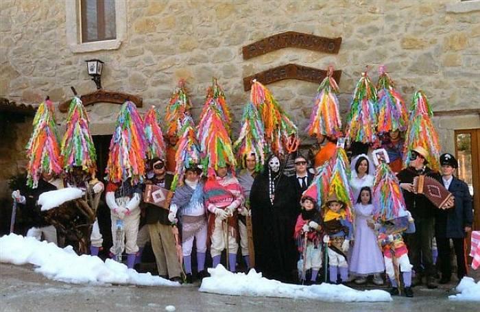 Carnevale Storico del Piceno Acquasanta Terme