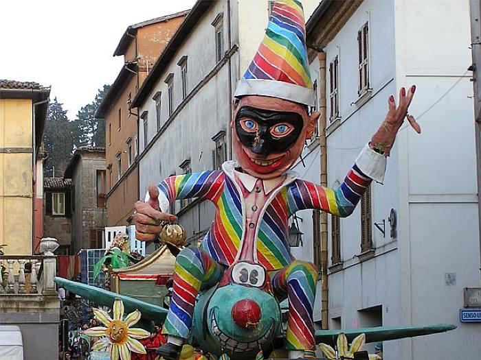 Carnevale Acquesiano e Sagra della Fregnaccia Acquapendente