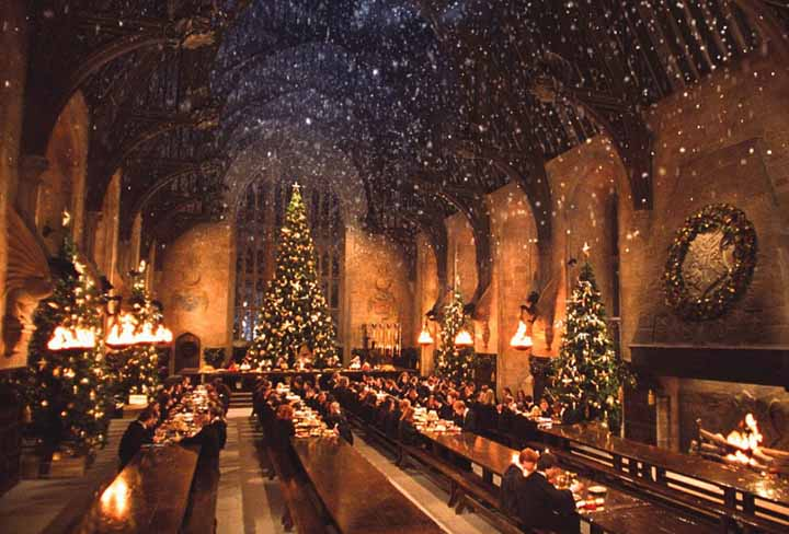 Dinner in the Great Hall Londra
