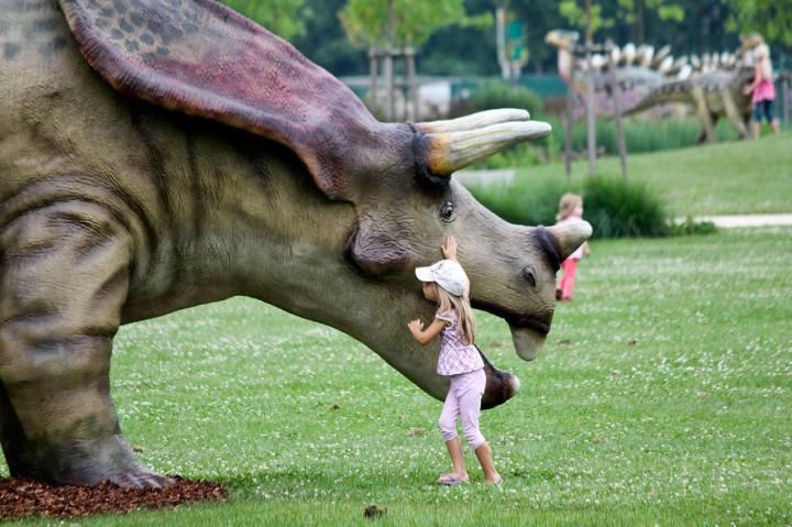 The World of Dinosaurs Porchiano del Monte