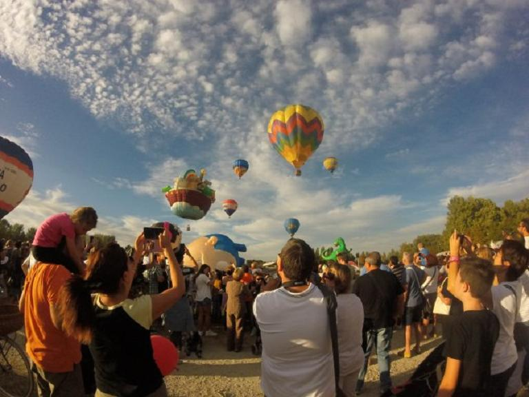 Ferrara Balloons Festival Ferrara