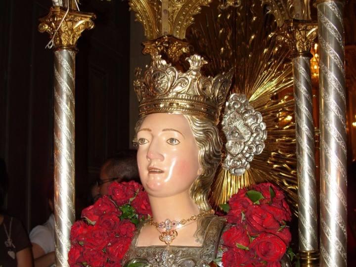 Festa di Santa Barbara Paternò