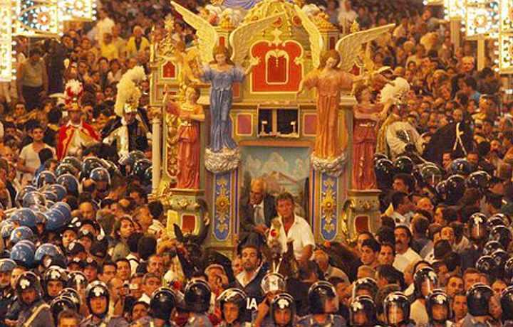Festa della Madonna della Bruna Matera