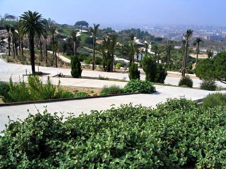 I parchi e i giardini pi belli di barcellona for Jardin botanico montjuic