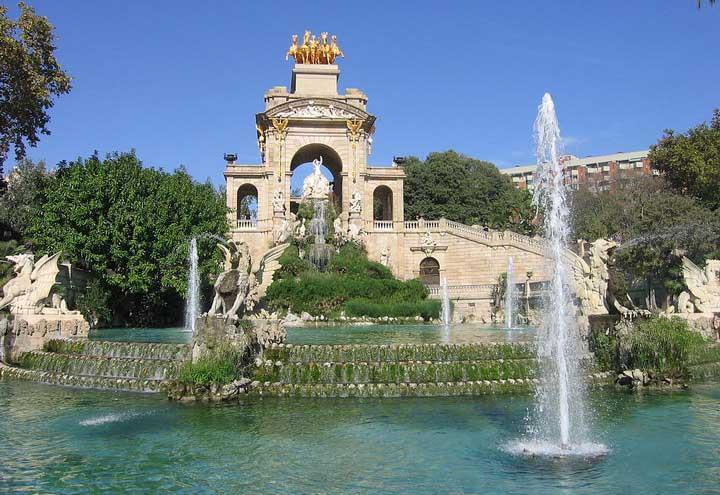 I parchi e i giardini più belli di Barcellona