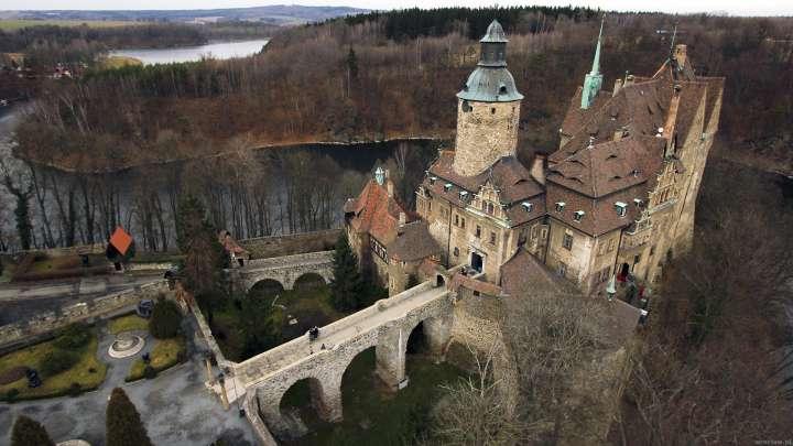 La scuola di magia in stile Harry Potter: nel castello di Czocha in Polonia