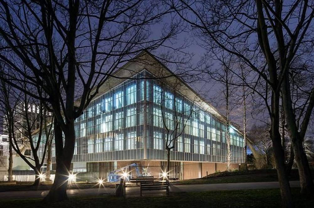 Il nuovo museo del design apre a londra for Nuovo design del paesaggio inghilterra