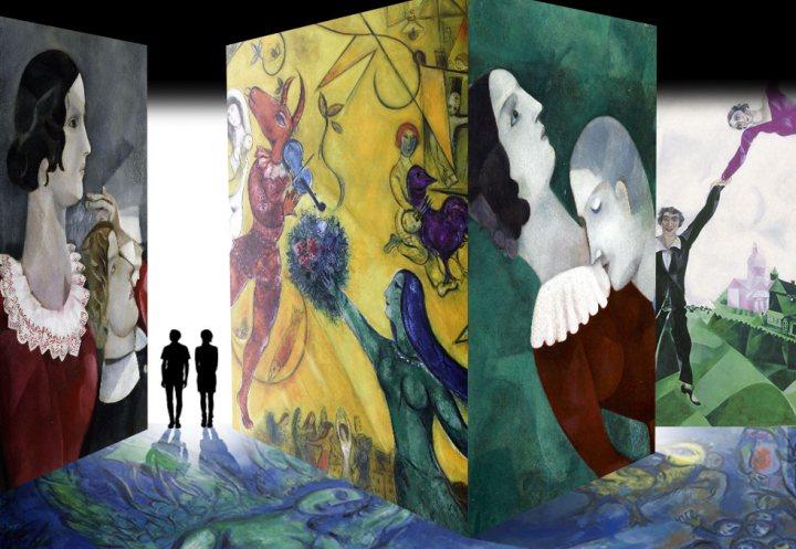 Chagall. Sogno di una notte d'estate Milano