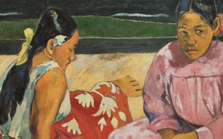 Gauguin, l'alchimiste Parigi