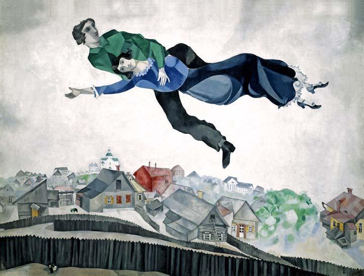 I Colori dell'Anima di Marc Chagall Sorrento