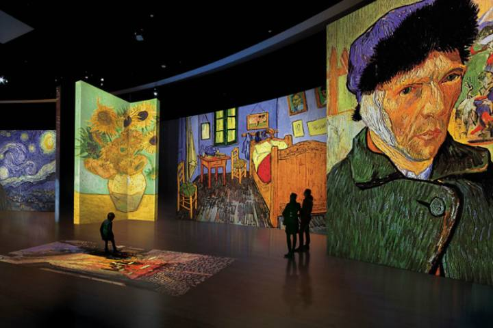 Van Gogh – The Immersive Experience Napoli