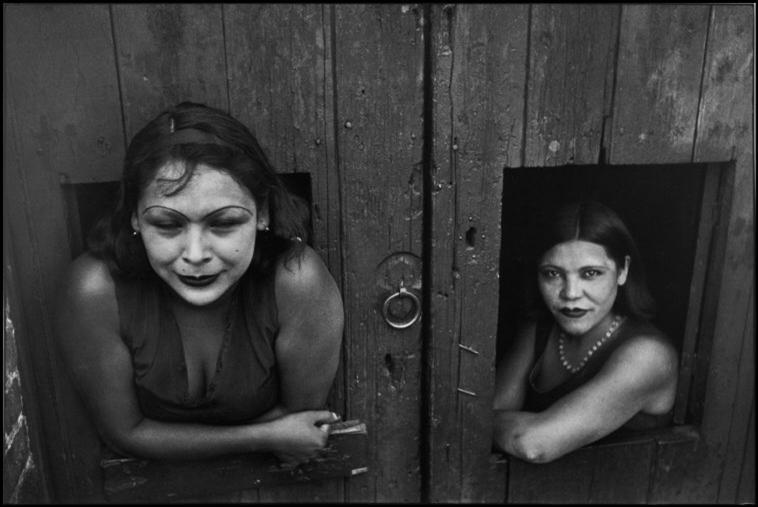 Henri Cartier-Bresson fotografo San Gimignano