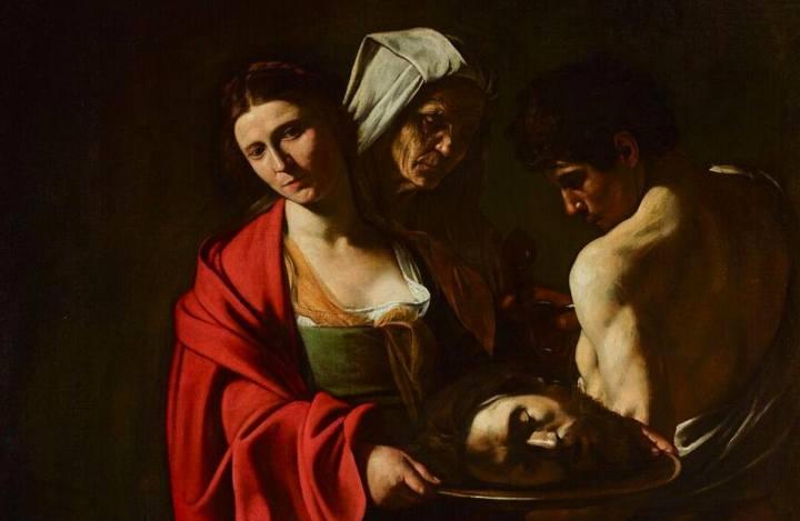 """""""Da Caravaggio a Bernini. Capolavori del Seicento italiano nelle collezioni reali di Spagna Roma"""