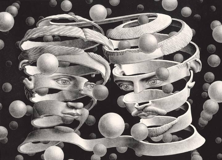 Mostra di Escher Catania