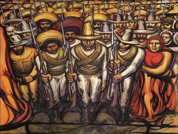 México – La Mostra Sospesa – Orozco, Rivera, Siqueiros Bologna