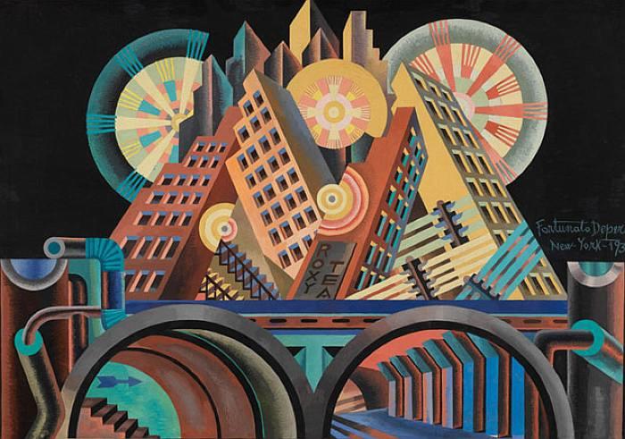NEW YORK NEW YORK. Arte Italiana: la riscoperta dell'America Milano