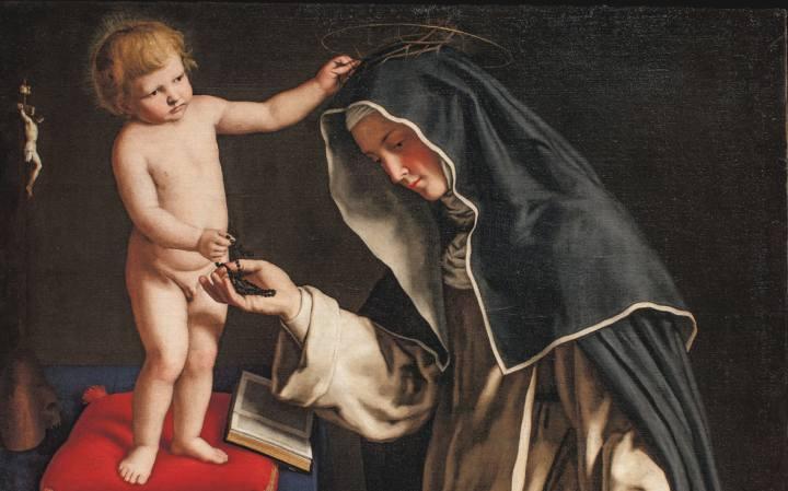 Sassoferrato. Dal Louvre a San Pietro. La collezione riunita Perugia