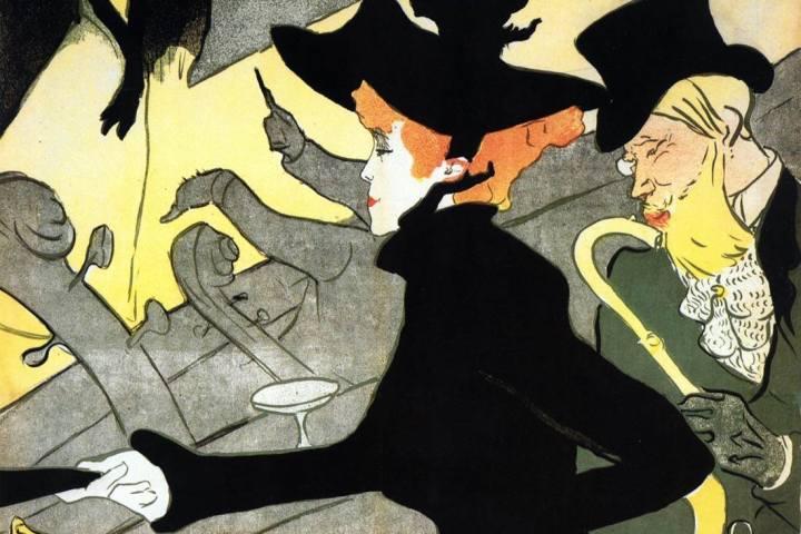 Toulouse-Lautrec. Il mondo fuggevole Milano