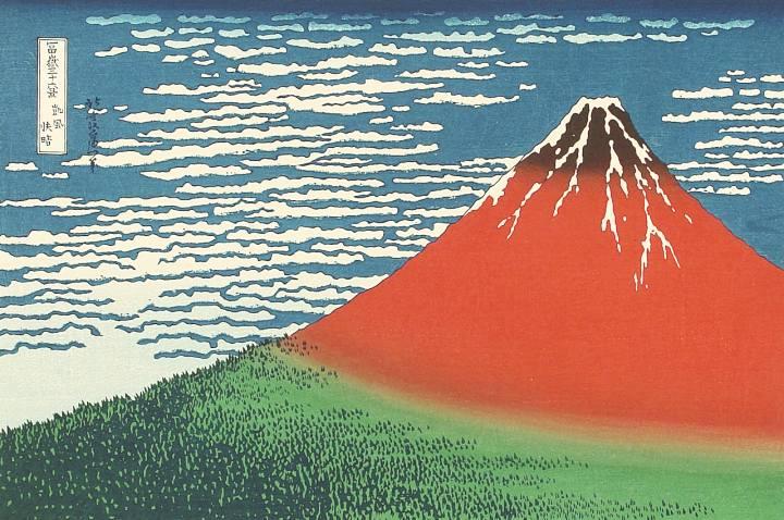 Hokusai. Sulle orme del maestro Roma
