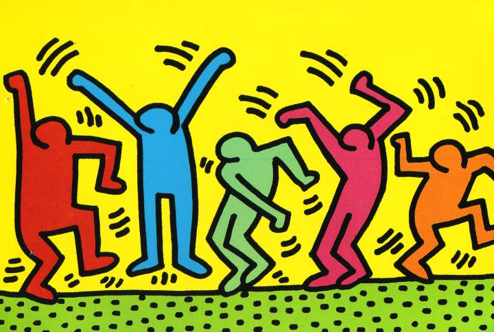 Keith Haring. About art Milano