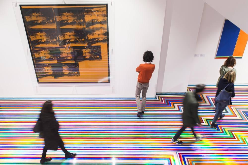 L'emozione dei colori nell'arte Torino