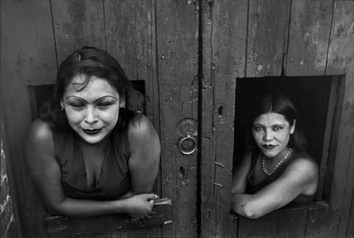 Cartier-Bresson. Fotografo Palermo