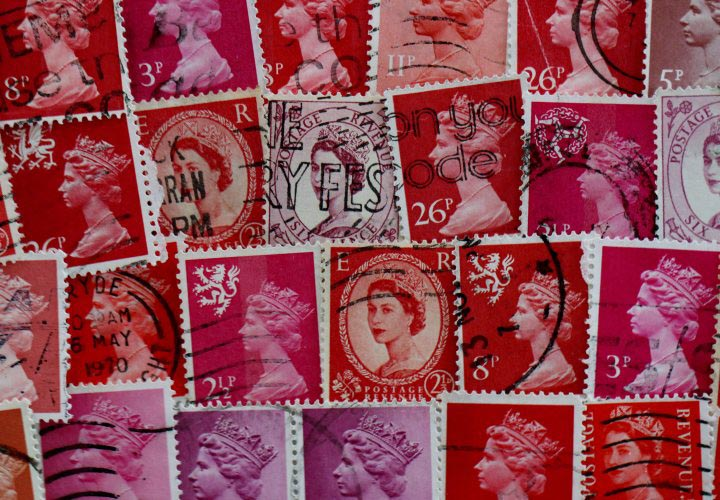 The Stamps of the Queen – Homage to Elizabeth Verona
