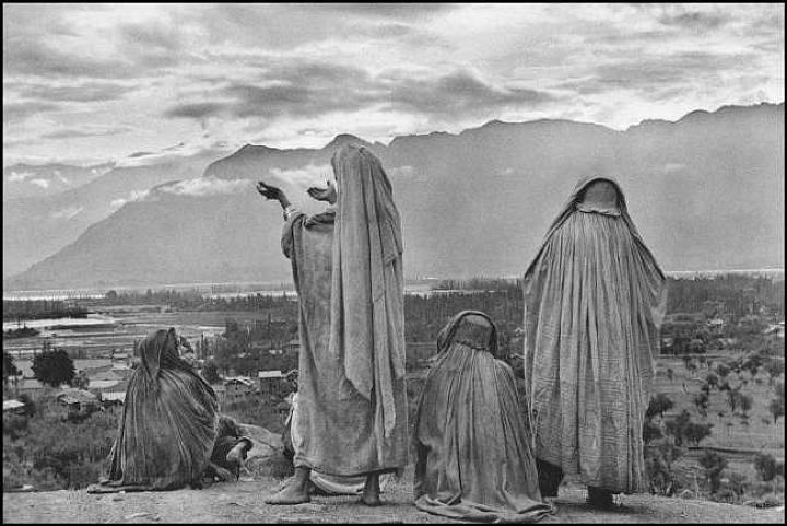 Henri Cartier-Bresson. Landscapes Bard