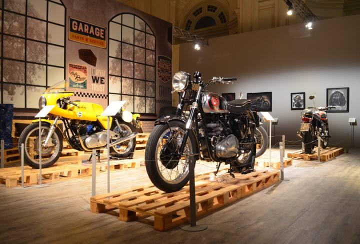 Easy Rider – Il mito della motocicletta come arte Venaria Reale