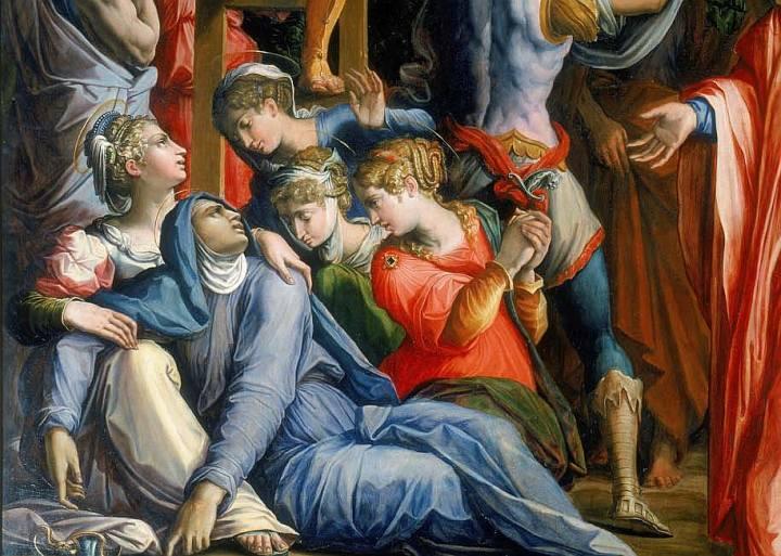 L'Eterno e il Tempo tra Michelangelo e Caravaggio Forlì