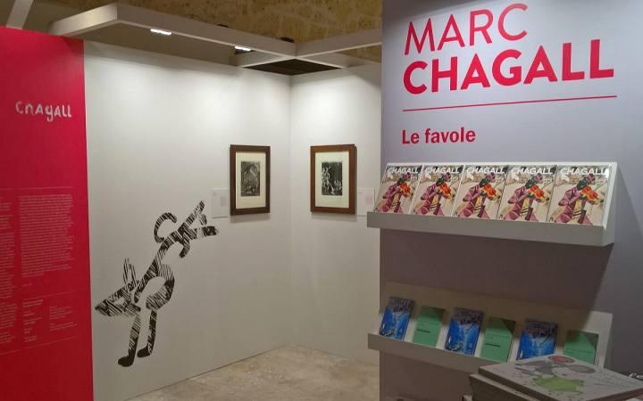 Marc Chagall. Le favole Gioia del Colle