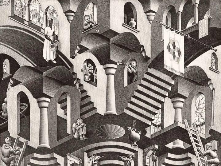 Escher Napoli