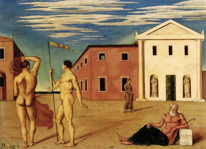 Giorgio de Chirico. Capolavori dalla Collezione di Francesco Federico Cerruti Rivoli