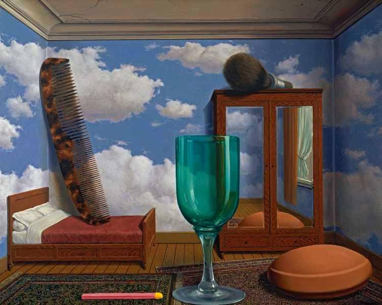 Da Magritte a Duchamp. 1929: il Grande Surrealismo dal Centre Pompidou Pisa