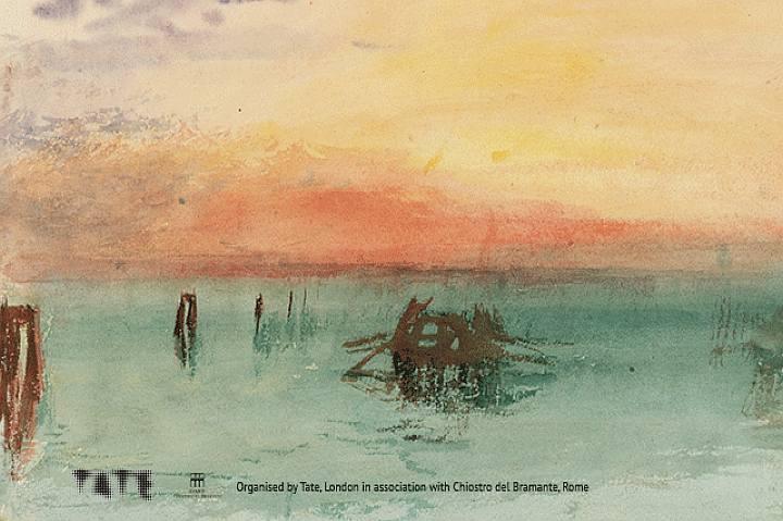 Turner. Opere della Tate Roma