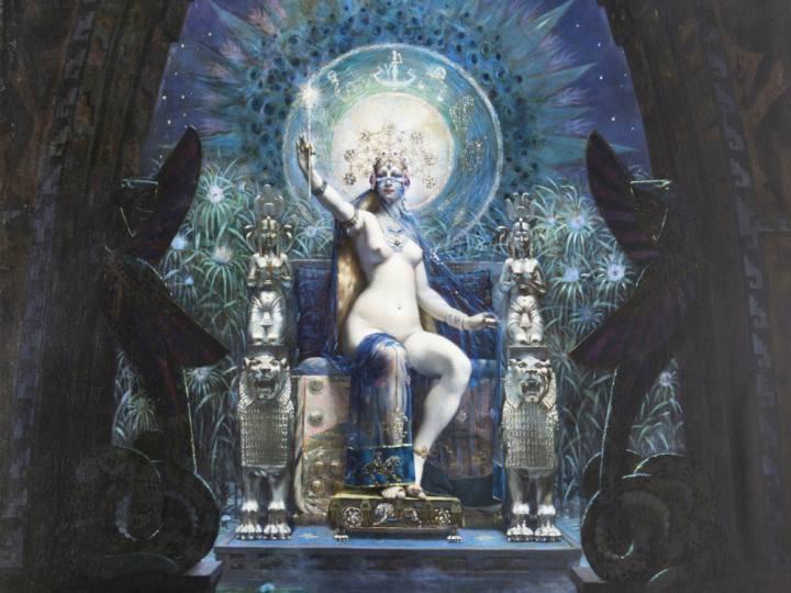 ARTE E MAGIA. Esoterismi nella pittura europea dal Simbolismo alle Avanguardie Storiche Rovigo
