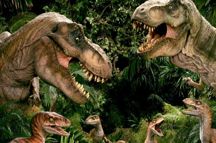 Dinosaur Invasion Milano