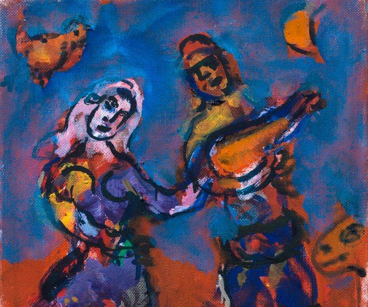 Marc Chagall. Le favole ed altre storie Recanati