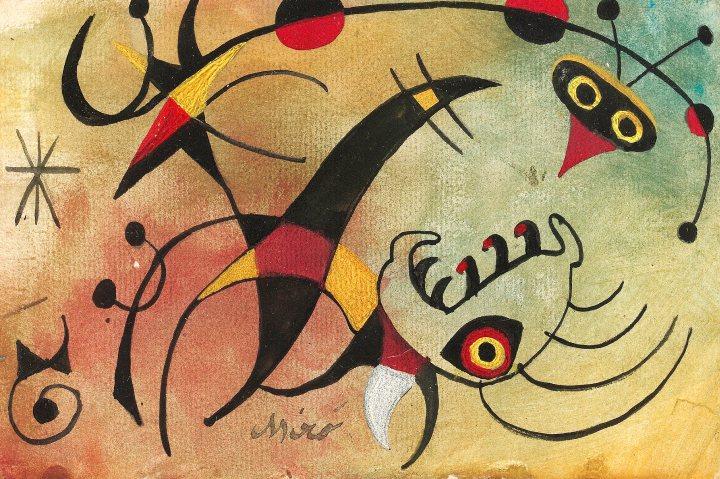 Joan Miró. Meraviglie grafiche 1966-1976 Castiglione del Lago