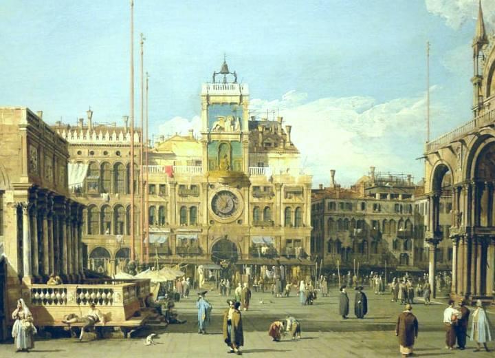 Canaletto 1697-1768 Roma
