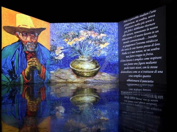 Van Gogh Multimedia Experience Venezia