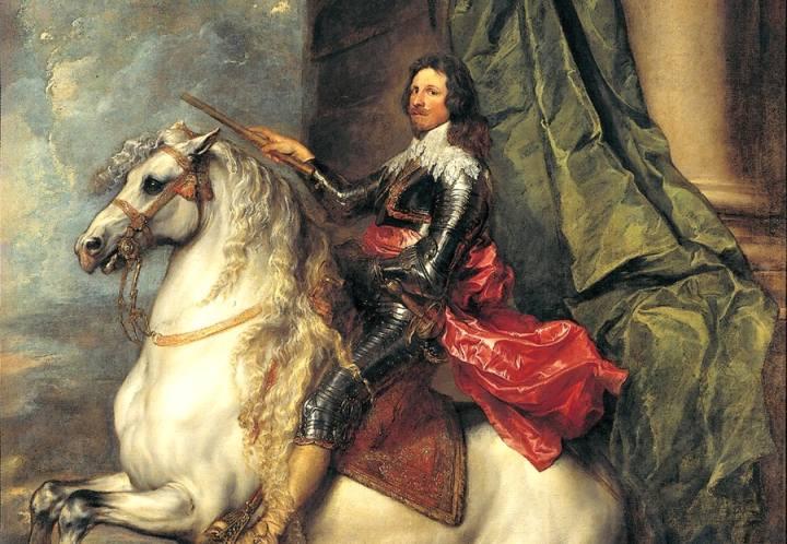 Van Dyck. Pittore di corte Torino