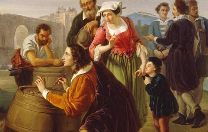 Raffaello e l'eco del mito Bergamo