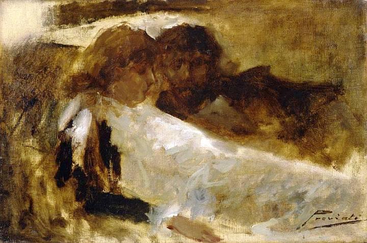 L'amore materno alle origini della pittura moderna, da Previati a Boccioni Verona