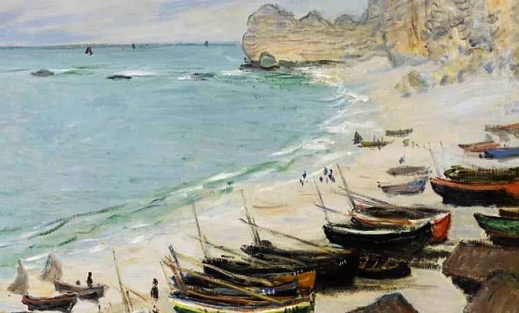 Monet e gli impressionisti in Normandia. Capolavori dalla Collezione Peindre en Normandie Asti