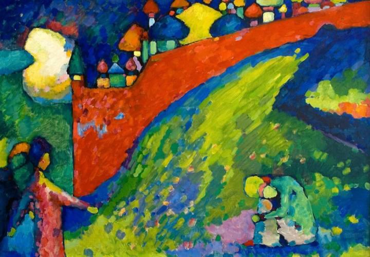 Kandinskij, Gončarova, Chagall. Sacro e bellezza nell'arte russa Vicenza
