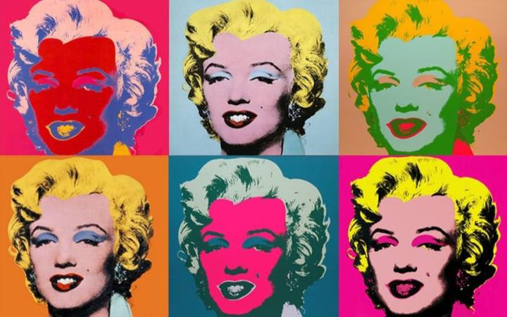 Andy Warhol...in the city Perugia