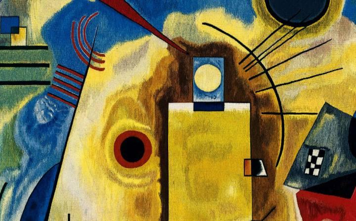 Da Kandinsky a Botero tutti in un filo Venezia