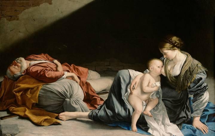 La Mostra su Orazio Gentileschi a Cremona, Museo Civico…