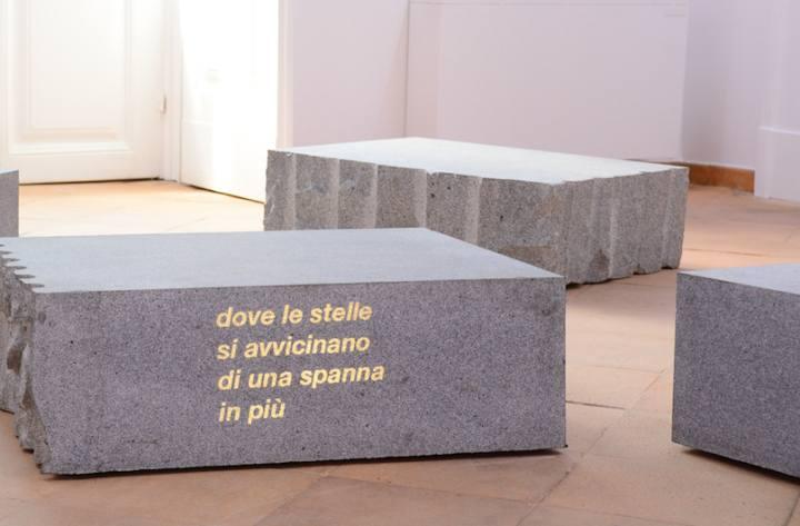 Giovanni Anselmo. Entrare nell'opera Roma
